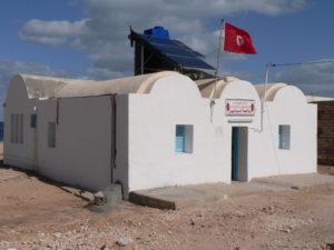 El Bebene, Tunesien, 2010: Oryx 300